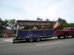 American Legion trailer
