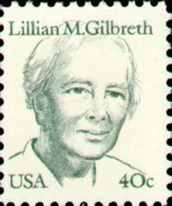 This stamp was part of a Great Americans series.