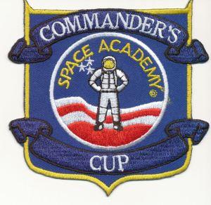 Commander's Cup patch