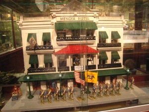 Model of the Menger