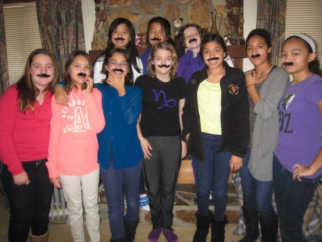 Smile and say mustache!