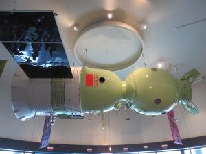"A Russian Soyuz capsule. ""If it ain't broke, don't fix it"". They were built in the '60s."