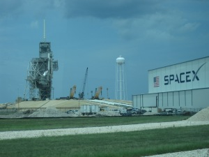 And the other, which is being leased to Space X right now.