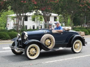 Old car #1